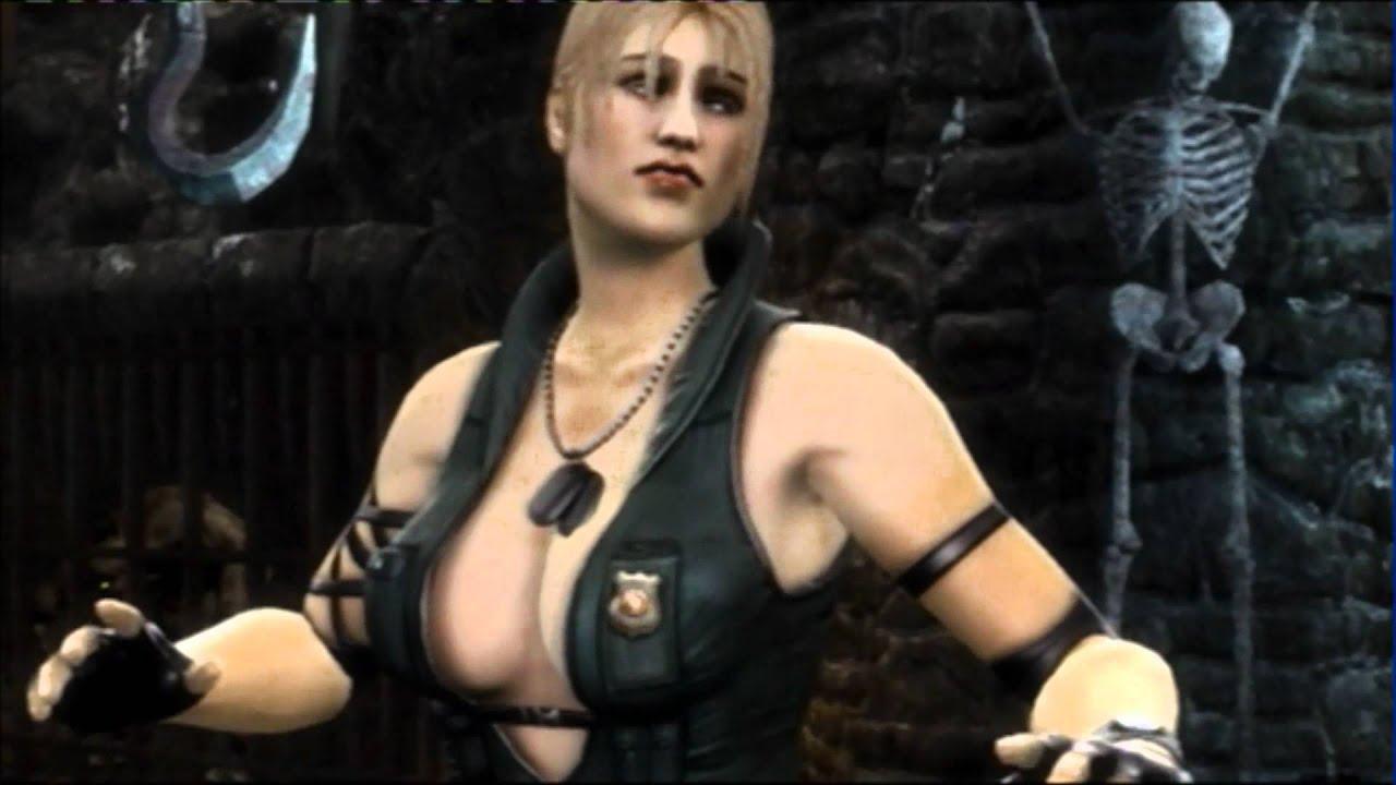 Sonya blade naked adult gallery