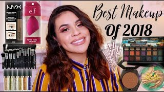 BEST OF BEAUTY 2018: DRUGSTORE + HIGH END MAKEUP! | JuicyJas