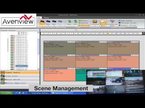 AVX Control Pro Software