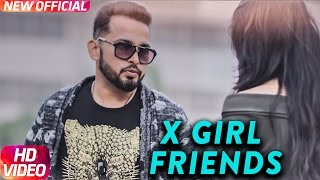 X Girl Friends – Gavy Gill