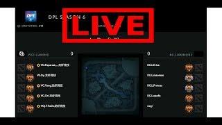 [ENG] DPL SEASON 6 | DOTA 2 LIVE (7.20b Patch)