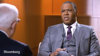 Robert F. Smith Says He Still Faces Discrimination
