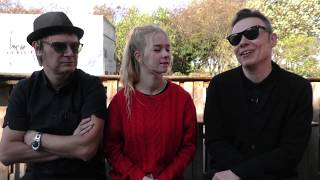 Hooverphonic interview - Alex, Raymond, en Luka (deel 2)