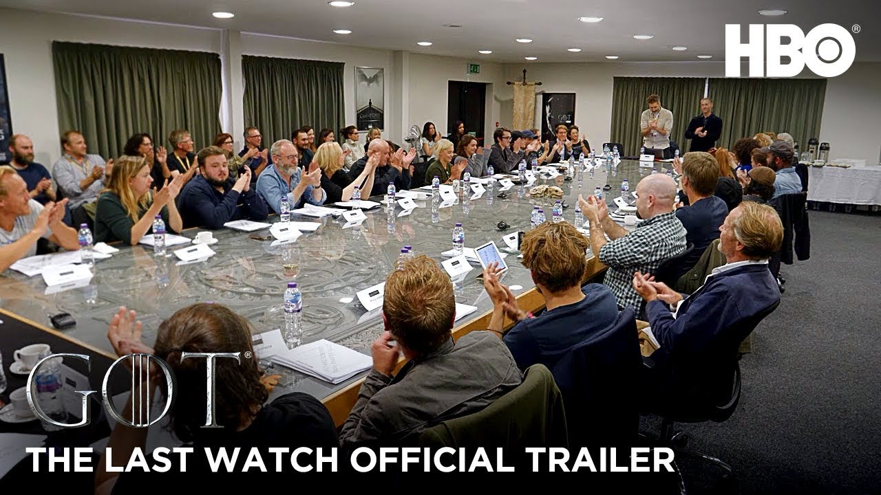 Trailer de Game of Thrones: The Last Watch