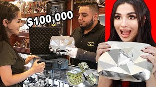 I Tried Selling My Diamond Play Button