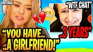 Brooke FURIOUS After Finding Symfuhny GIRLFRIEND Clip! (Emotional)
