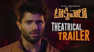 Taxiwaala Theatrical Trailer- Vijay Deverakonda, Priyanka ..