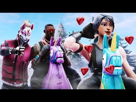 Giddy-Up has a... GIRLFRIEND?! | A Fortnite Film