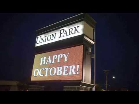 Union Park Signage :: Kennewick, Washington