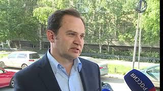 Губернатор Александр Бурков взял на особый контроль вопрос компенсации ущерба людям, которые пострадали от подтопления из-за ремонта кровли