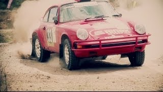 17 classic Porsche 911 rally cars. A team of 120 people. 1.5 years of preparation and 5000 kilometres in 9 days over Africa's toughest terrain. Follow the Tuthill Porsche team as they take on this extraordinary challenge: the ultimate test of man and machine.