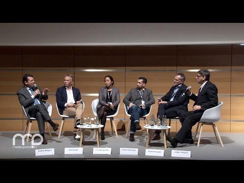 Diskussion: Neue Konzepte gefragt - Schlagabtausch um die Werbeeuros
