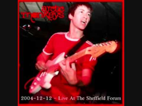 Arctic Monkeys - Choo Choo 2004-12-12 - Live At The Forum,Sheffield (Rare)
