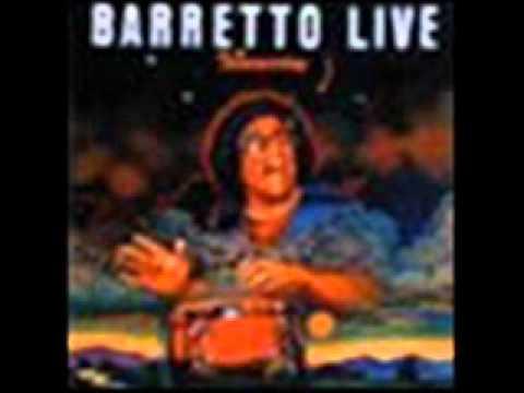 EL HIJO DE OBATALA  RAY BARRETTO LIVE