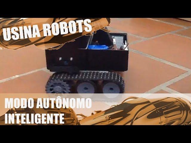 MODO AUTÔNOMO FUNCIONANDO! | Usina Robots US-2 #113