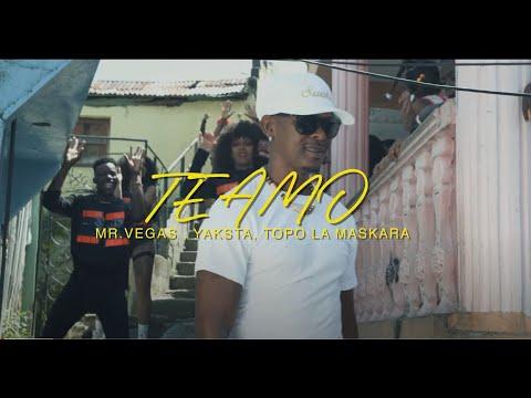 "Mr. Vegas: ""Te Amo (Remix)"" Ft. Yaksta, Topo La Maskara"