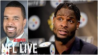 Le'Veon Bell's agent: Steelers RB might sit out longer to protect long-term value | NFL Live | ESPN