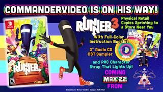 Runner3 - Megjelenési Dátum Trailer