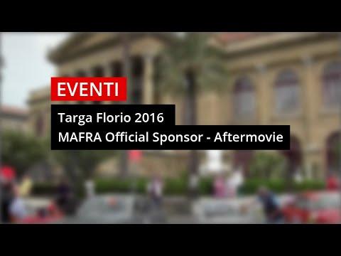 Mafra Official Sponsor Targa Florio 2016 circuito delle Madonie