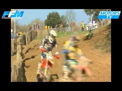 Chpt France Elite MX Sommieres Manche1