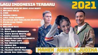 TOP Lagu POP Terbaru 2021 & Terpopuler || Enak didengar Saat Kerja || Judika, Mahen, Anneth
