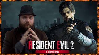 30 MINUTES OF HORROR | Resident Evil 2 Remake 1-Shot Demo | Professor Phoenix Plays