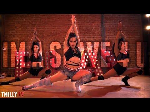 Britney Spears - I'm A Slave 4 U - Choreography by Jojo Gomez | #TMillyTV