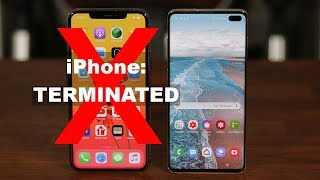 5 Reasons Why Galaxy S10 Plus DESTROYS the iPhone Xs Max