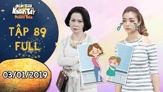 Ngôi sao khoai tây   tập 89 full: Thuý Hạnh đau khổ khi mẹ muốn từ mặt mình vì tự ý tổ chức đám cưới