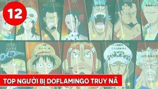 Top những người bị Doflamingo truy nã - Thánh Usopp bị truy nã 500 triệu trong One Piece