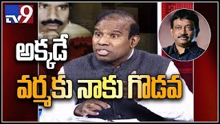 KA Paul reveals reason behind clash with RGV..