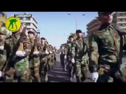 شاهد|| مليشيا الحشد الشعبي تصعد من خطابها الطائفي ضد أهل السنة فى العراق