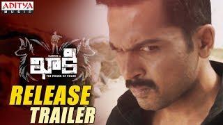 Khakee movie release trailers starring Karthi, Rakul Preet..