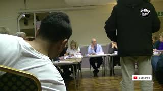 Halewood TC Meeting 21 March 2019 Part two after Graham Morgan leaves 1