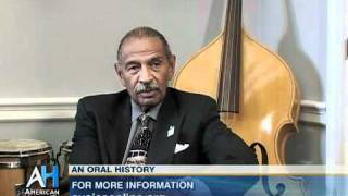 Oral Histories: John Conyers