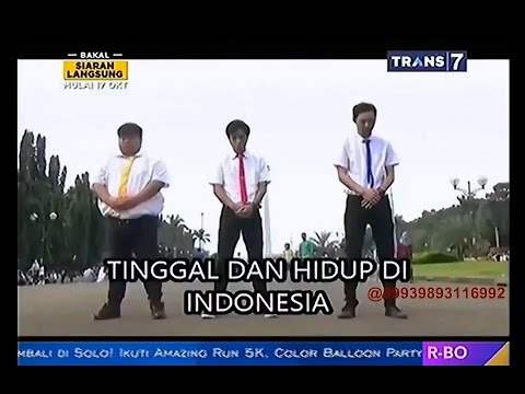On The Spot - Lucunya Orang Asing Menyanyi Tentang Indonesia