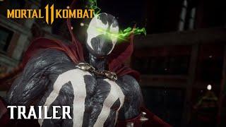 MK11 Kombat Pack | Official Spawn Gameplay Trailer | Mortal Kombat
