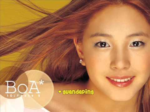 [AUDIO] BoA - Sara