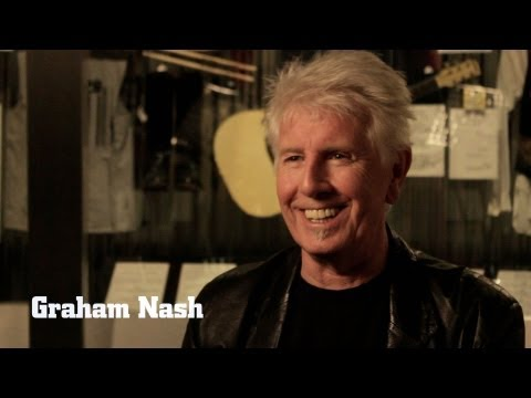 The Rock and Roll Hall of Fame Interviews Graham Nash