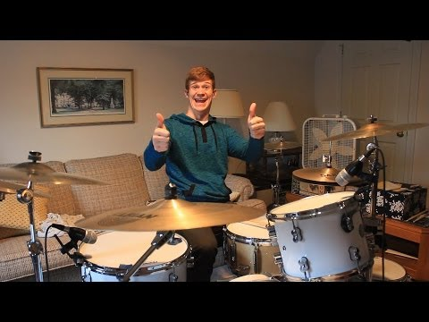 Baixar Avicii - Hey Brother (Drum Cover)