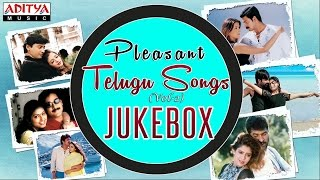 Pleasant Telugu Hit Songs    Jukebox (VOL- 2)