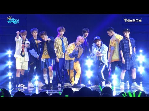 [예능연구소 직캠] 엔시티 127 체리 밤 @쇼!음악중심_20170701 Cherry bomb NCT 127 in 4K