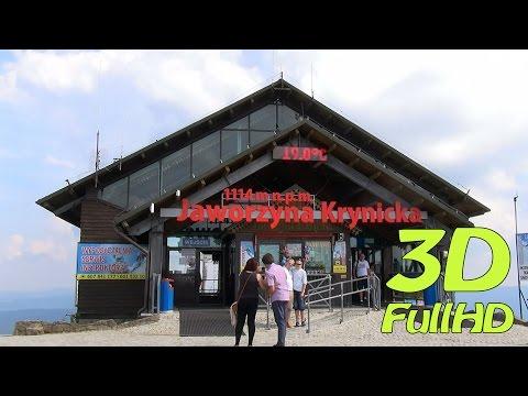 [3D] Jaworzyna Krynicka, Krynica-Zdrój, Poland / Polska