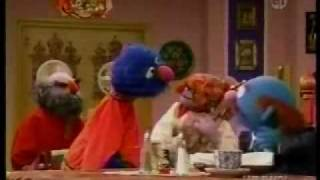 Sesame Street - Charlie's Russian Restaurant