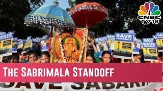 Sabarimala Standoff Live Updates: Kerala Tense, 11 Detained In Nilakkal