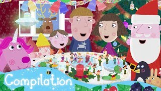 Ben and Holly's Little Kingdom | Christmas! | New Compilation