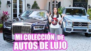 CUANTOS AUTOS DE LUJO HAY EN MI CASA? MI COLECCION DE AUTOS ♥ El Mundo de Camila - Camila Guiribitey