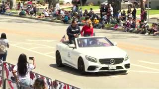 City of Torrance 60th Annual Armed Forces Day Parade, May 18, 2019