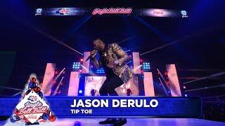 Jason Derulo - 'Tip Toe' (Live at Capital's Jingle Bell Ball)