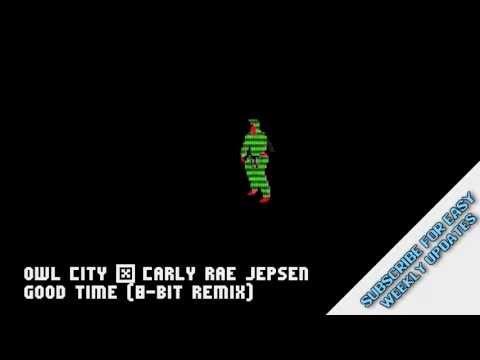 Baixar Owl City & Carly Rae Jepsen - Good Time (8-Bit NES Remix)